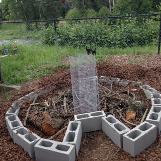 Keyhole Garden 1